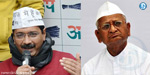 Hazare, Kejriwal threatened with death: to kill both of them will come to India