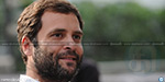 Rahul meets farmers to rally tomorrow in Delhi today