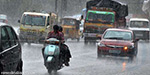 Summer rain in 23 districts