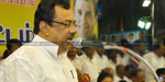 AIADMK duped4 lakh are unemployed: evks elangovan charge