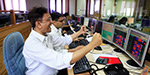 Sensex rises 117 points in early trade