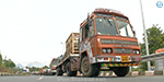 Freight transport by lorry strike started becoming withdrawn