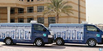 Dubai 'Mobile Refreshment' vans to provide workers with meals