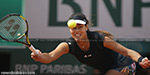 French Open Tennis: Ivanovic in 4th round