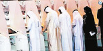 Choose 20 members of the public who participated in the elections in the United Arab Emirates