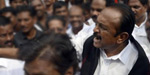 Police used batons and participating in demonstrations Vaiko