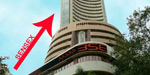 Sensex up 97 pts in early trade