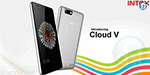 Intex Cloud V smartphone at Rs.3,999