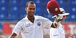 West Indies 2nd innings fights: Brothweit whopping century