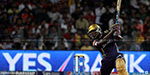 IPL 8:Kolkata team win after beating  Punjab