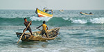 Completed a 45-day ban Today the fishermen to go sea