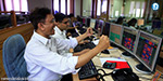 Sensex rises 100 points in early trade