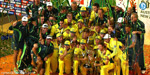 Australia beat New Zealand, lift World Cup title for fifth time