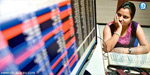 Sensex fell 654 points to a sharp decline in stock markets