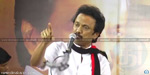 Qualified not would argue with: DMK treasurer MK Stalin