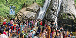 4 Days Continuous hot in tirunelveli: Water flow going low