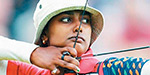 India qualified for the Rio Olympics women's archery