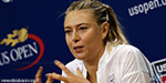 Maria Sharapova Pulls back from US open because of  injury