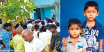 Doubt in childbirth; 2 sons strangled and killed a drunken father outbreaks Action