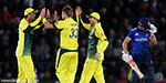First ODI: Australia beat England by 59 runs