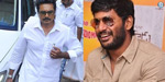 Actor's union president Sarath kumar filed a defamation case on Actor Vishal