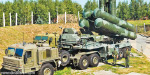 Lighting in the 400 km range Russia, China and sells sophisticated missile