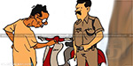 policeman who sold stolen bikes arrested in kalahasthi