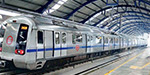 Solar electricity to Metro stations in delhi