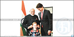 New era in the relations between India and Canada : modi