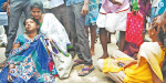 Medical students in front of the Collector's office 9 people drank poison: viluppurat sensation
