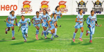 After 36 years, the Indian women's hockey team in the Olympic qualifying tournament