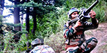 Pakistan army atrocity in the border: Indian soldiers in retaliation for artillery attacks on military positions