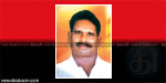 DMK Secretary Volley scythe cut in pattabiram