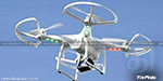Cameras on Unmanned Aircraft