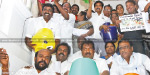 Condemning drinking problem: DMK councilors walked out of the cage: the sensation came with empty
