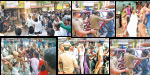 The assembly urged college students struggle Pachiayappa:TASMAC shop ransacked by police batons on students