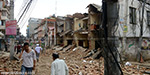 Will continue for a month after the quake in Nepal