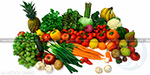 Less expensive but do not repent : Fruit and vegetables can sold in online