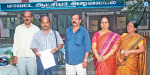 The Monitoring Committee for the 12th time in the Periyar dam inspection