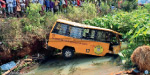 3 people, including a student in the school bus accident near nagarkovil