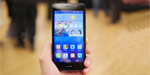 Huawei SnapTo smartphone With 5-Inch Display