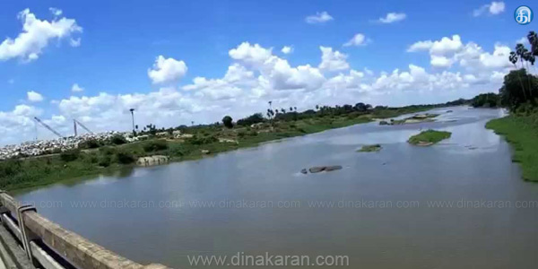 8 factories banned from taking water from Tamaraparani river