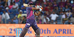 Match against Hyderabad team: Pune team win by 6 wickets