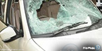 stone thrown on cars in puli thevar birthday