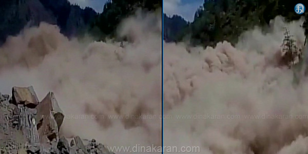 Landslide in Uttarakhand: More than 15 thousand tourists suffer