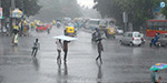 At various places in Tamil Nadu in the next 24 hours widely rain