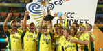 Australia Champion for Worldcup 2015