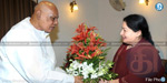 Jayalalithaa said the governor presented a list of new Ministry