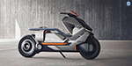 BMW Scooter Electric Scooter: Introduction to this year