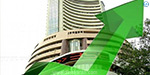 Sensex rises 104 points in early trade